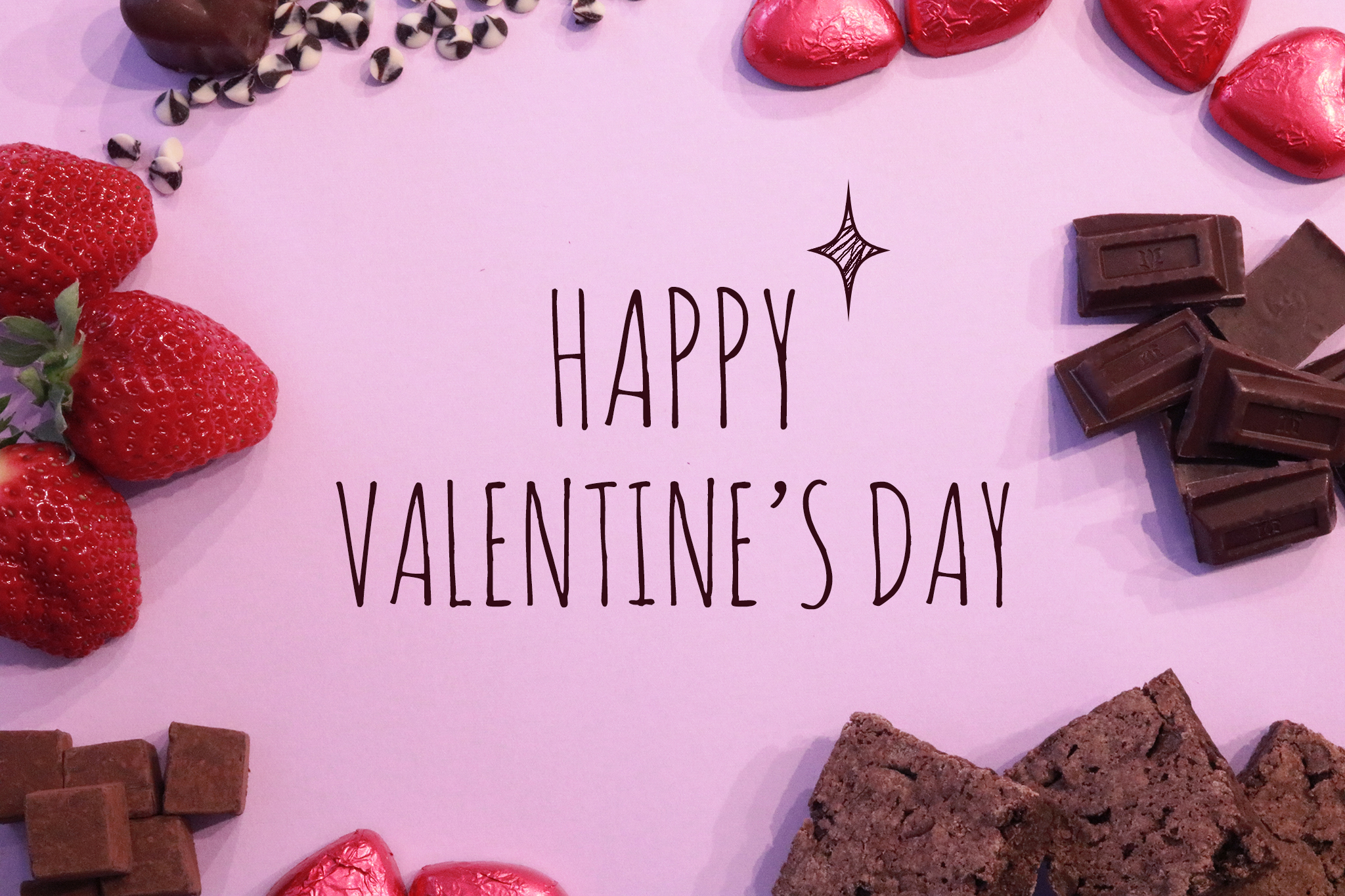 ハンクラBOT企画「バレンタイン企画」